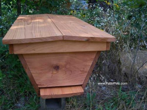 Genial Top Bar Hive Entrance With Holes. Top ...